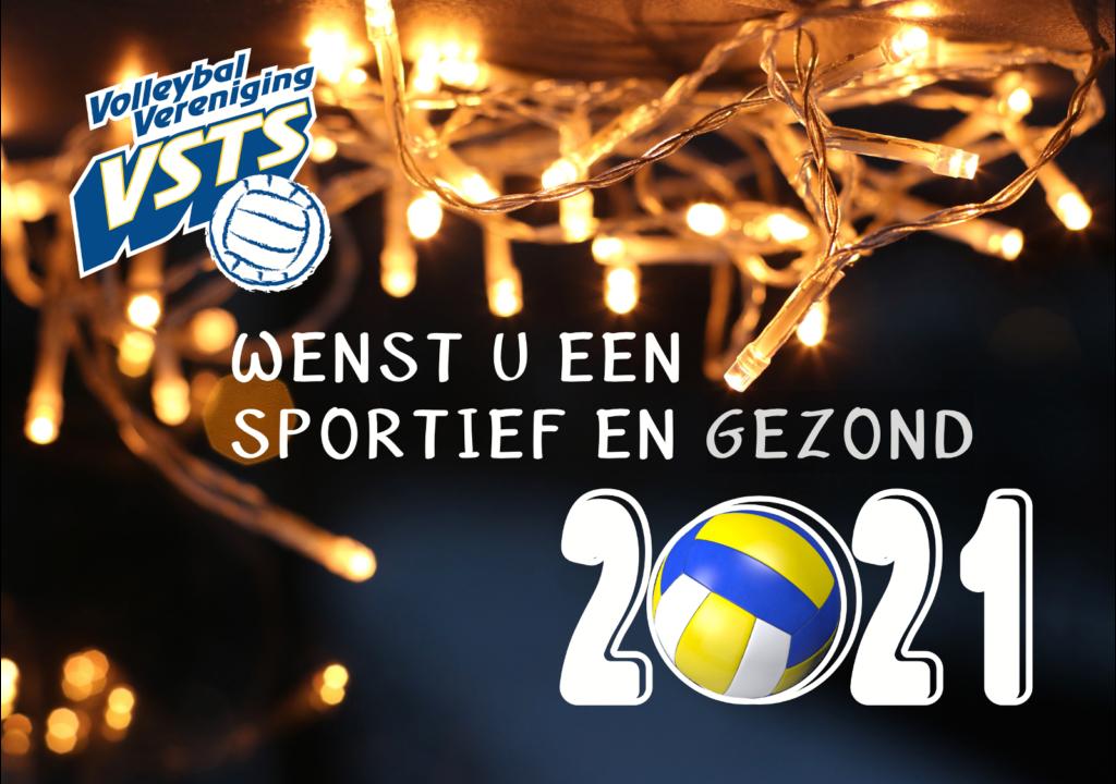 VSTS wenst u een sportief en gezond 2021